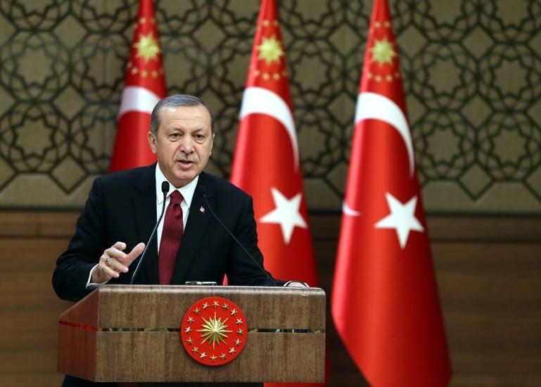 Ərdoğan: İstanbulda terror aktı ilə bağlı 20-dək İŞİD üzvü həbs olunub