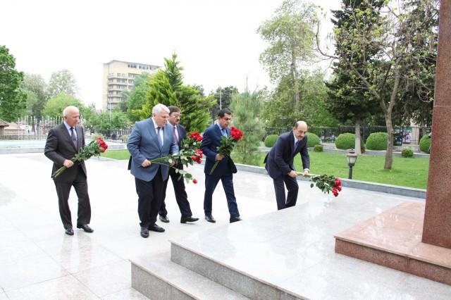 В Шеки состоялась церемония открытия года культурной столицы тюркского мира 2016