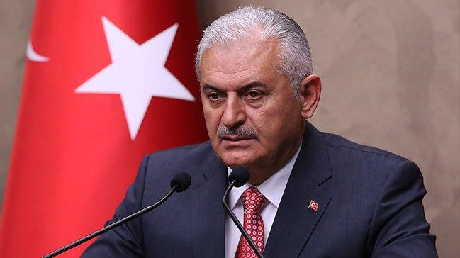 Türkiyənin baş naziri Barselonadakı terror aktını pisləyib