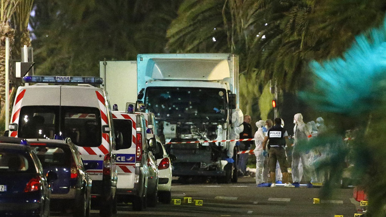 Americans among the dead in Nice terror attack