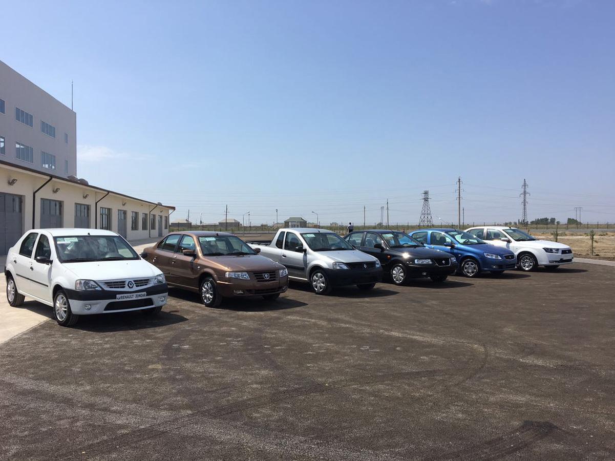 ВАзербайджане заложен завод попроизводству авто