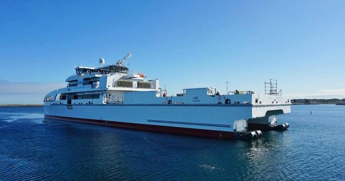 Azərbaycan 34 milyon dollarlıq gəmi aldı