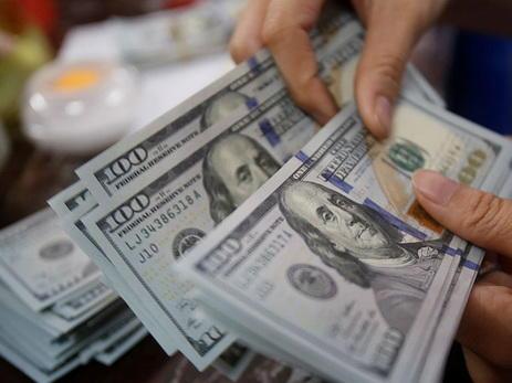 Центробанк Азербайджана установил курс доллара на 24 апреля