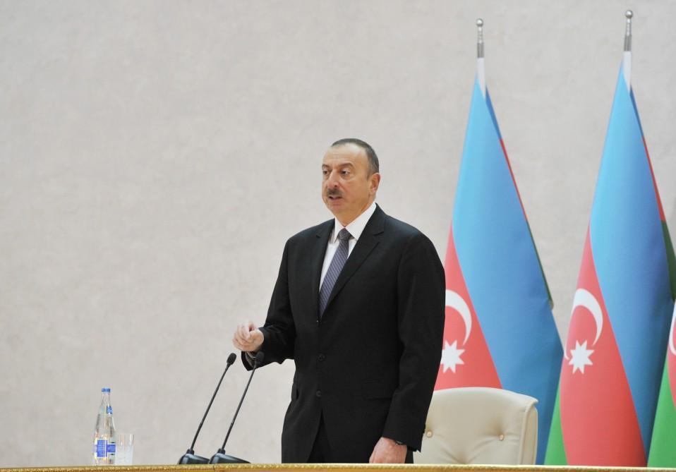 Prezident İlham Əliyev: Ermənistan öz acı məğlubiyyətini etiraf etməyə məcb ...