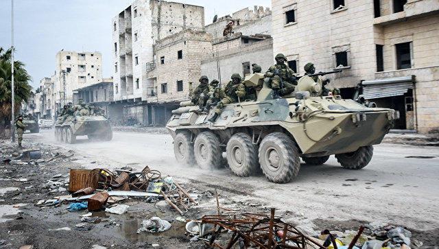 Rusiya hərbiçiləri Afrini tərk edib