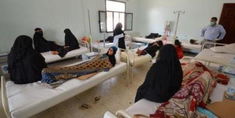 Yemen cholera epidemic has 300000 new cases, 1600 deaths