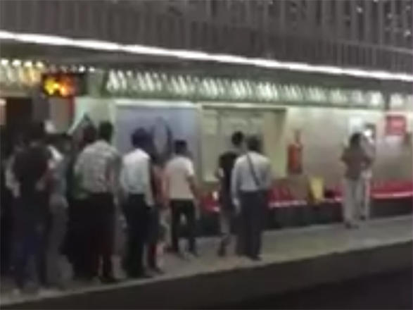 Iran police fatally shoot knife attacker in Tehran metro