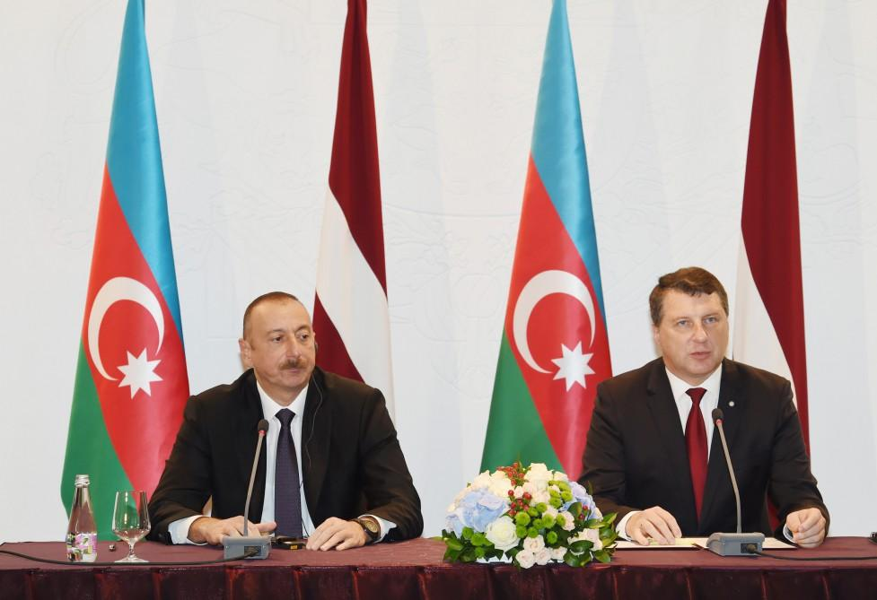 Ilham Aliyev: Azerbaijan-EU relations developing successfully