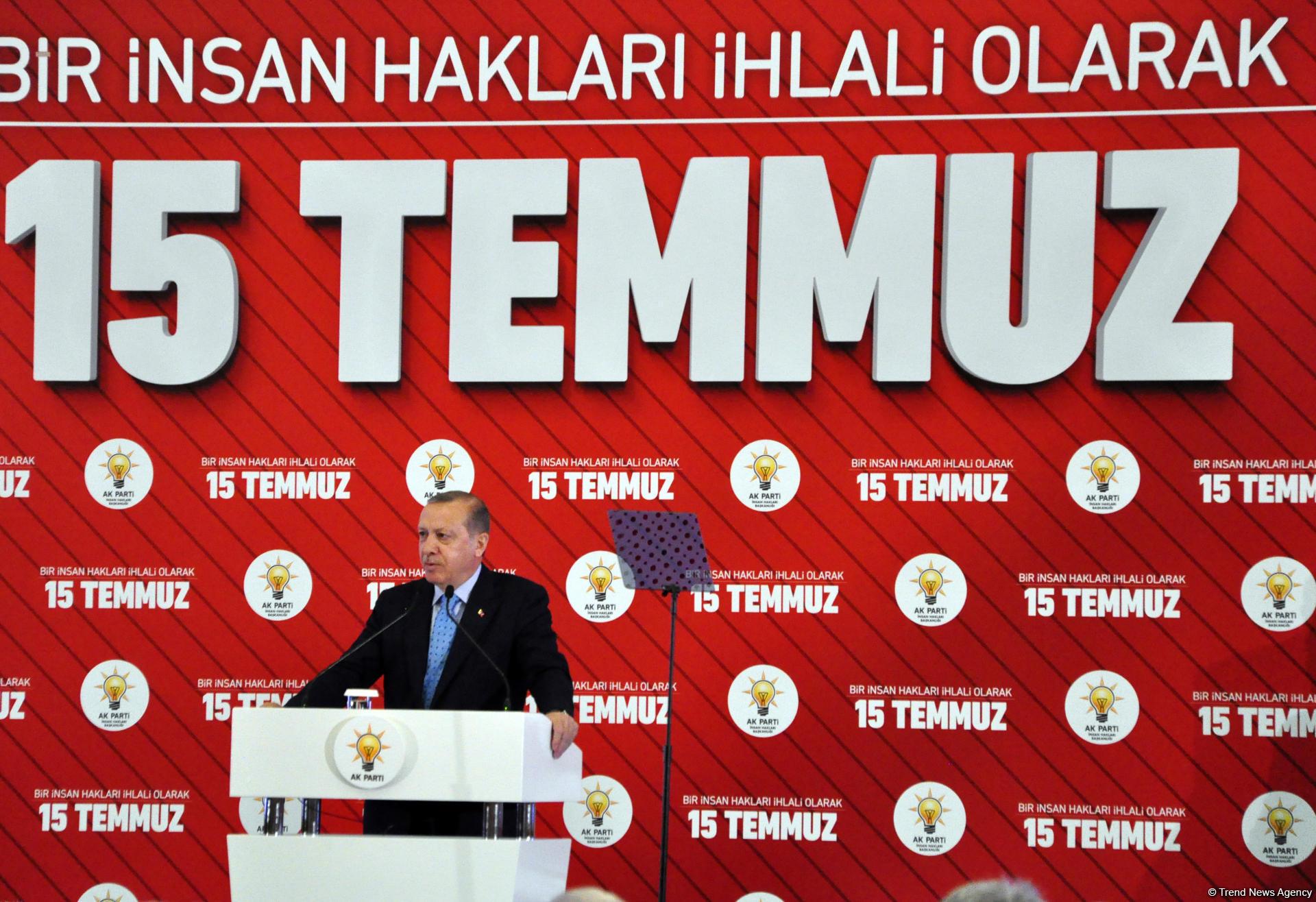 Türkiye Cumhuriyeti iradesi Erdoğan'ın emrinde