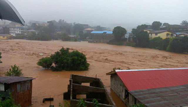 Sierra Leone floods death toll passes 400: Red Cross