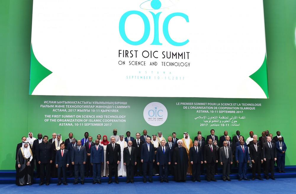 First OIC Summit on Science, Technology Opens in Astana