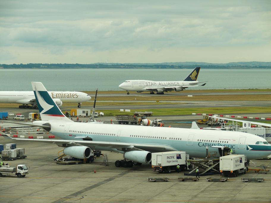 Delays continue for Air NZ due to fuel supply issue