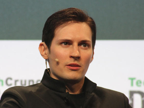 Iran says it files charges against Telegram app CEO