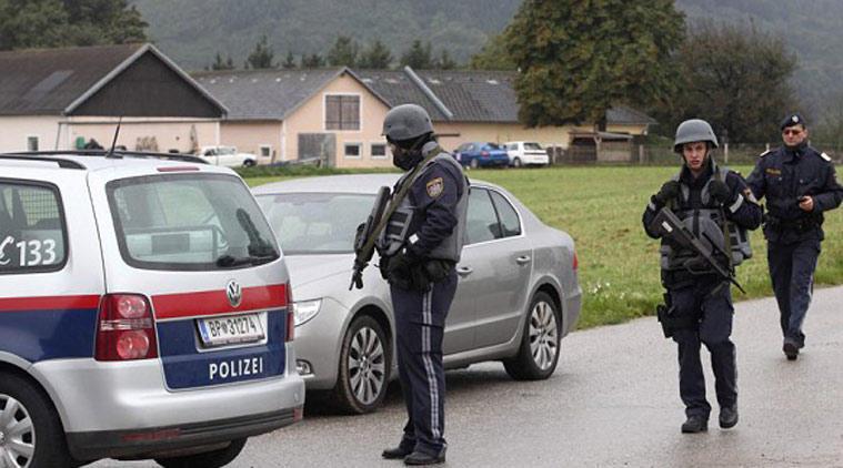 Vyanada İran səfirinin iqamətgahı yaxınlığında silahlı insident olub
