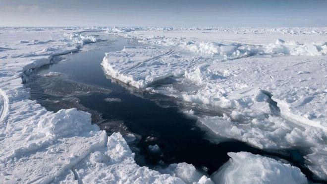 New report finds permafrost in Arctic thawing at faster pace