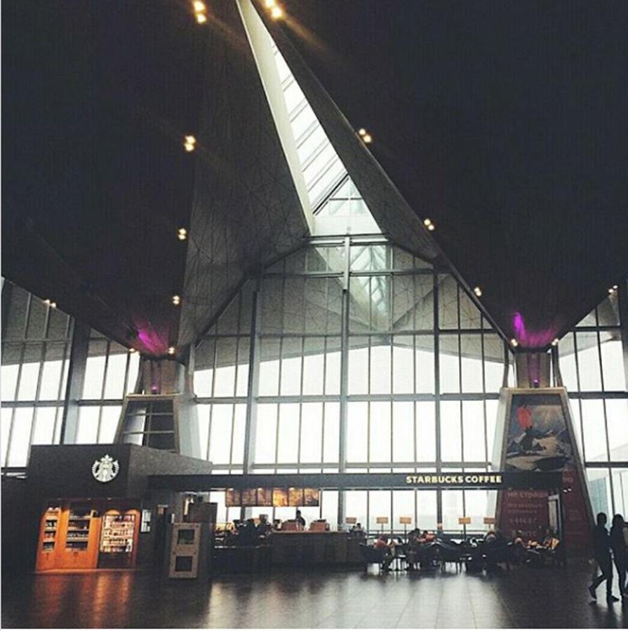 Heydar Aliyev Int'l Airport among world's 13 most beautiful airports (PHOTO)