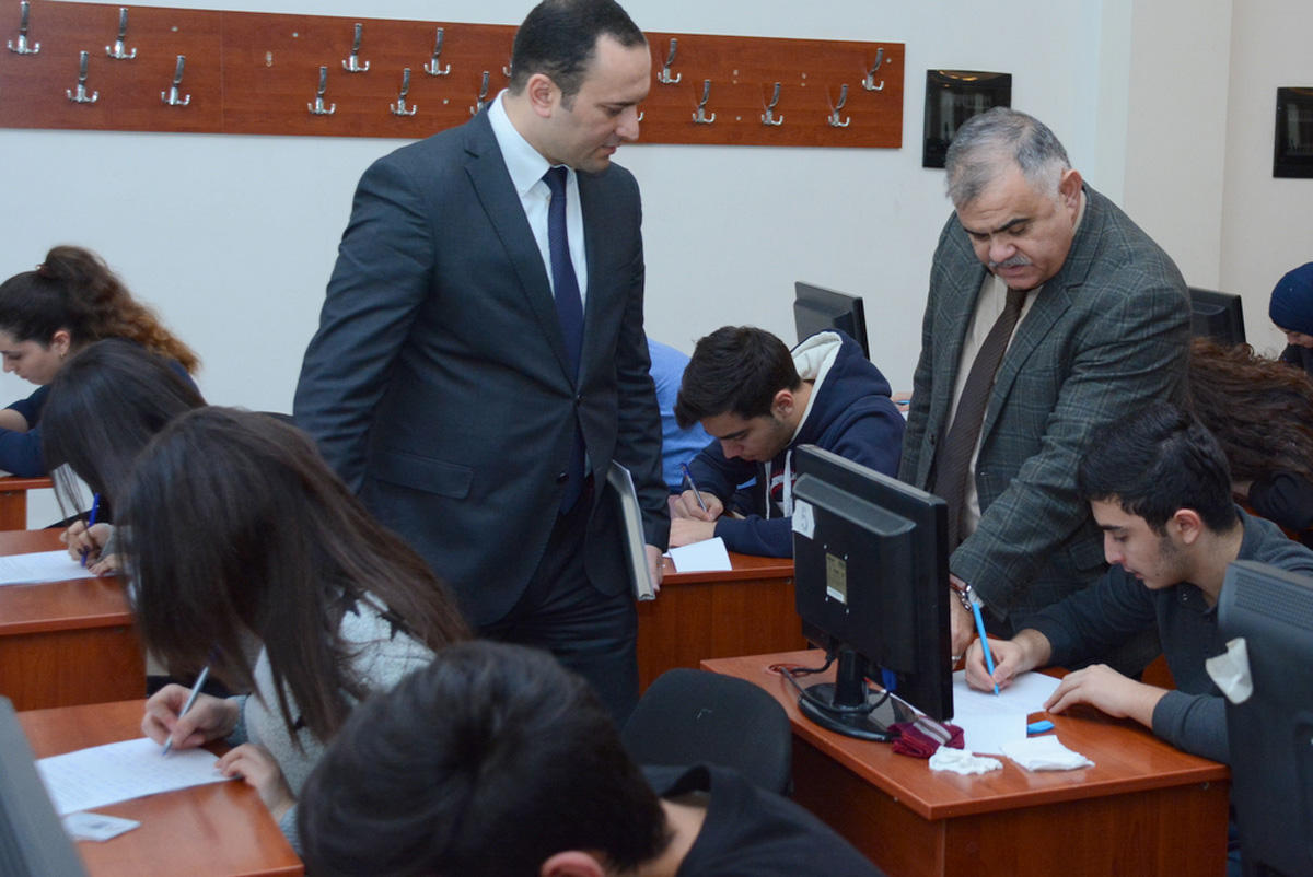 "Azerbaijani MP: ""Written exams will play important role in training of literate specialists"" (PHOTO)"