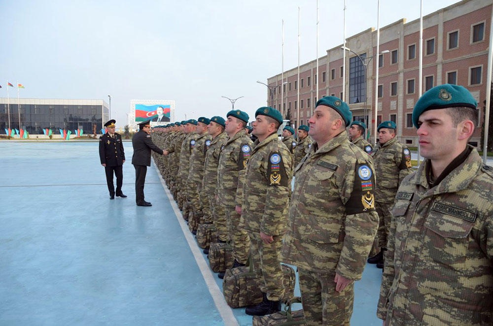 Azerbaijan increases its peacekeepers in NATO-led Afghanistan mission (PHOTO/VIDEO)