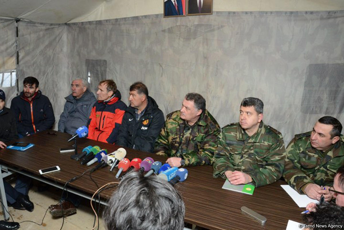 Search for missing mountaineers in Azerbaijan's Guba continues (PHOTOS)