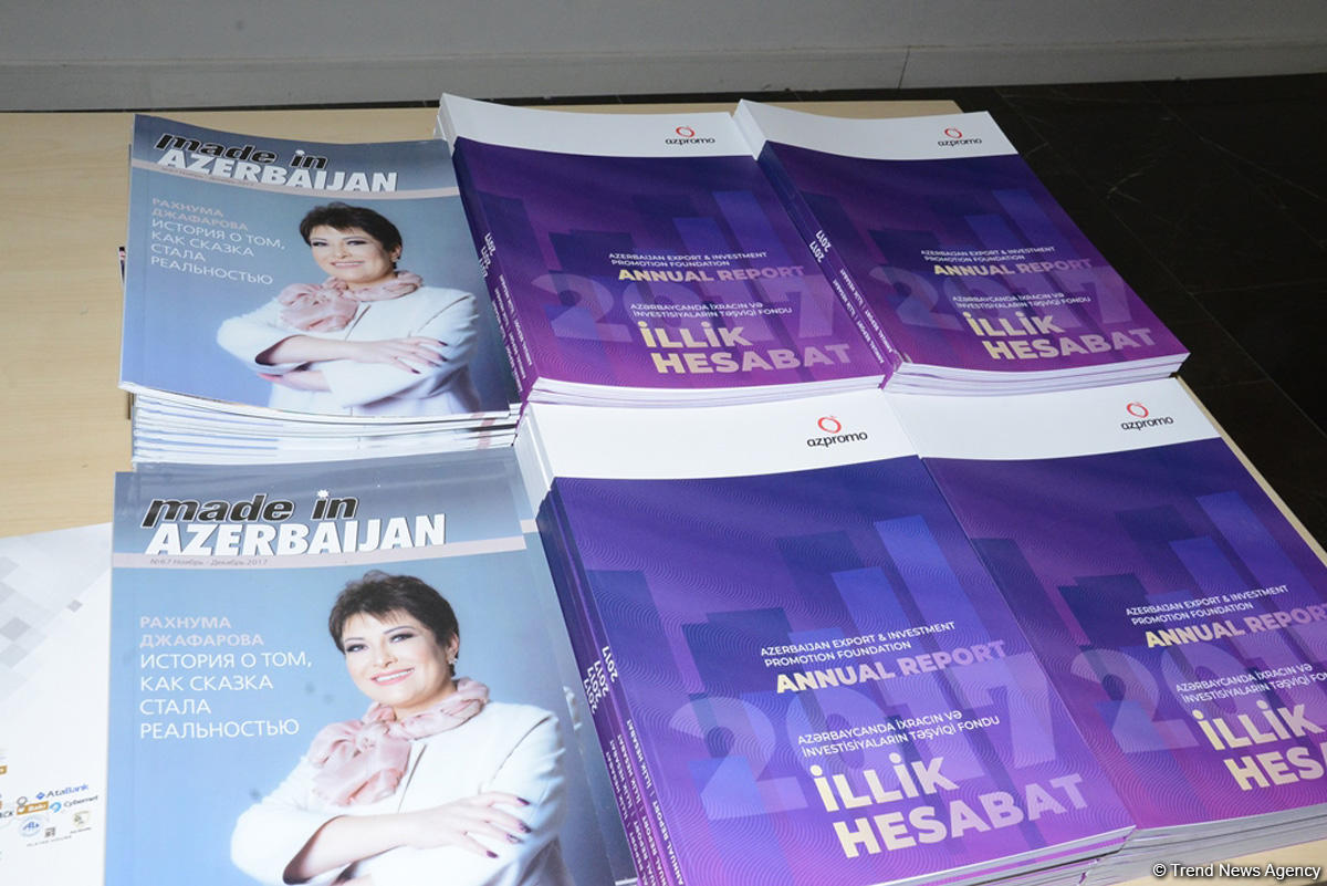 Promo ads of Azerbaijani products gets 50 million views in Russia (PHOTO)