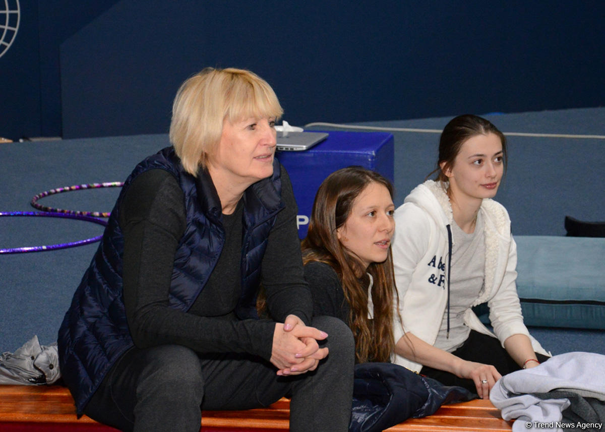 Bulgarian coach: FIG coaching courses in Baku organized at very high level (PHOTO)