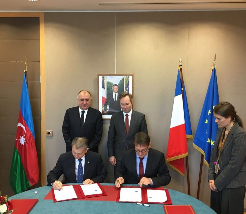 Azerbaijan calls on France to prevent ties with illegal regime in Nagorno-Karabakh
