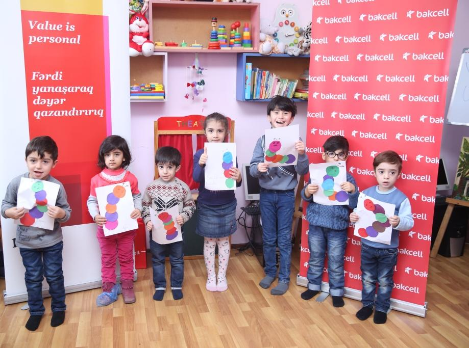 Bakcell and PwC are joining forces to support children with special needs (PHOTO)