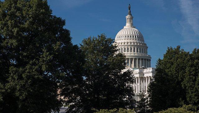 В США Палата представителей одобрила проект временного бюджета