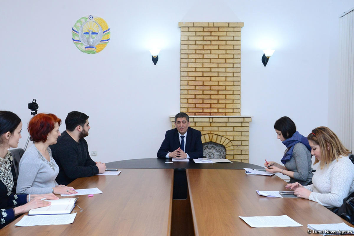 Positive changes increase interest to Uzbekistan in int'l arena - counselor (PHOTO)