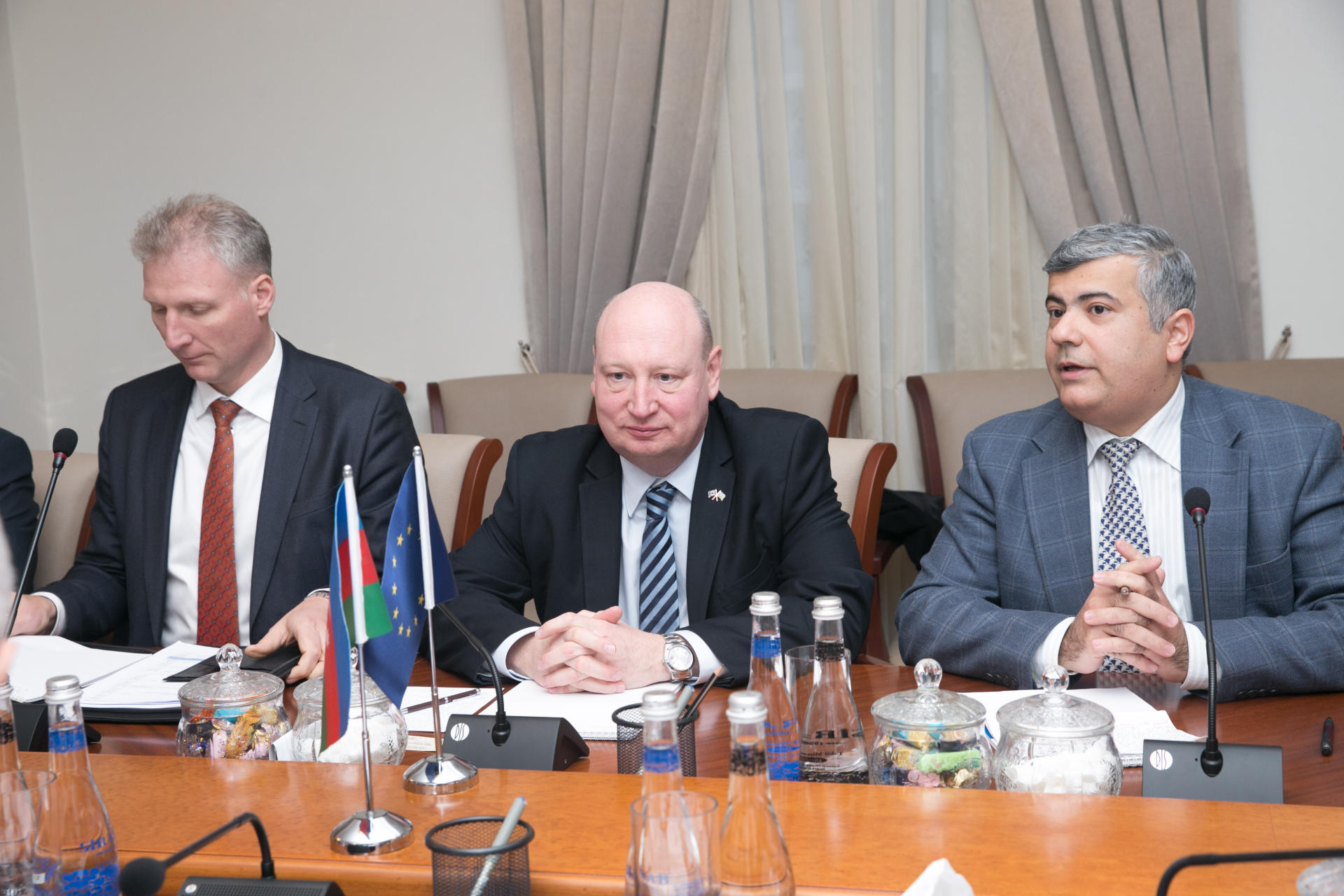 Baku-Tbilisi-Kars to serve transit potential growth of regional countries (PHOTO)