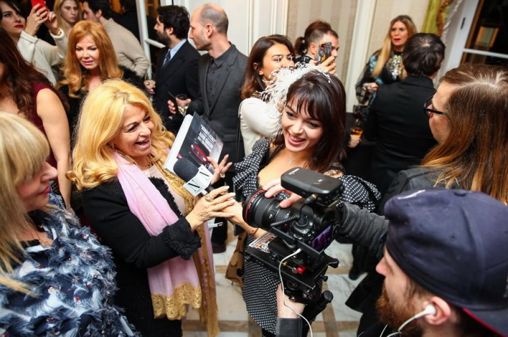 Nargis magazine's fifth anniversary marked at Haute Couture Fashion Week (PHOTO)
