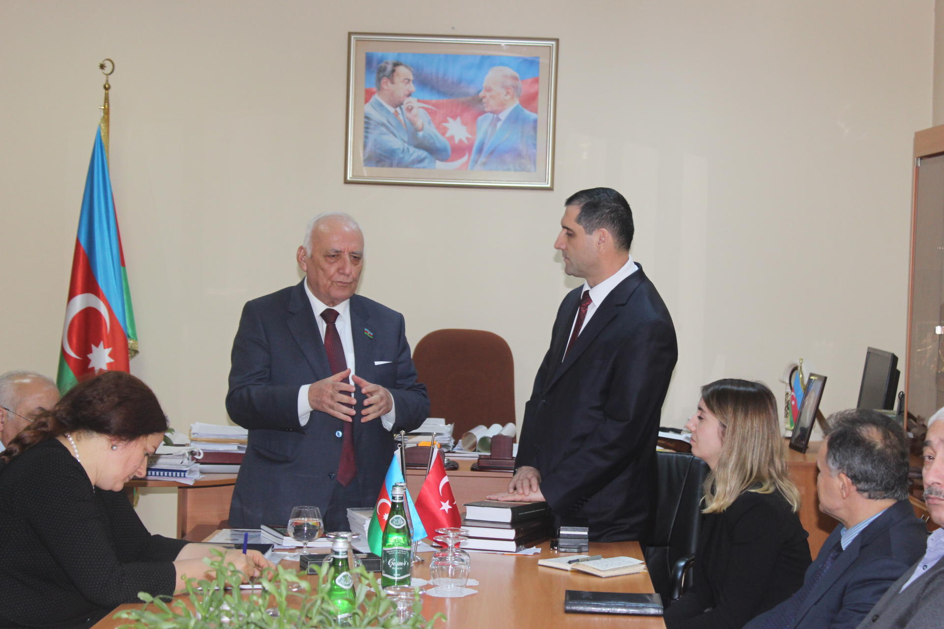 Friendship and brotherhood - main principles in Azerbaijan-Turkey relations (PHOTO)