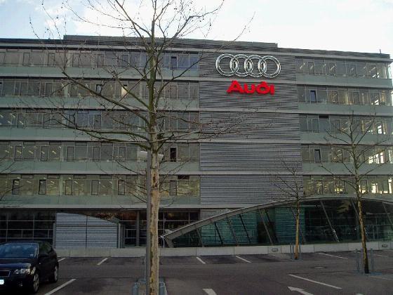 German prosecutors raid facilities of carmaker Audi