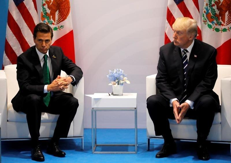 Mexican president's visit to White House postponed