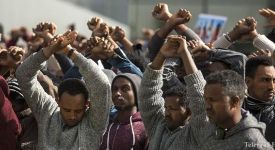Israel to send 16000 African migrants to Western countries, including Canada