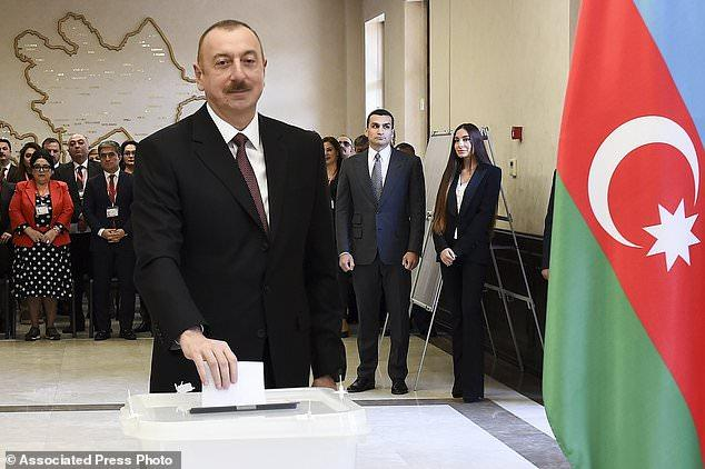 Preliminary Results: Ilham Aliyev Wins 86% of Votes In Presidential Election