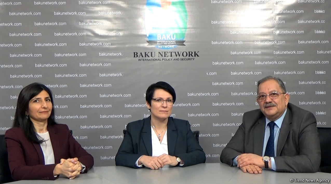 Baku Network hosts discussions on Azerbaijani presidential elections (PHOTO/VIDEO)