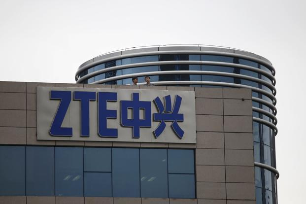Chinas Zte Signed Preliminary Agreement To Lift Us Ban