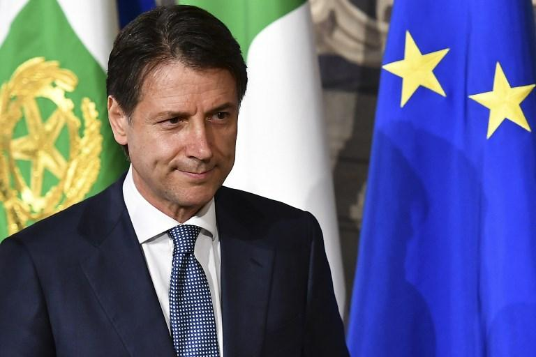 Italian president asks 'Mr. Scissors' technocrat to form government