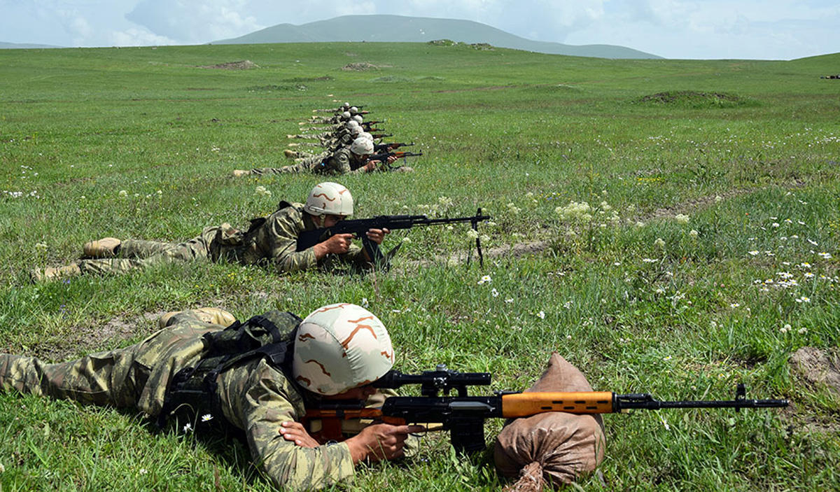 Military contingent participating in Turkish-Azerbaijani joint drills return to Nakhchivan (PHOTO)
