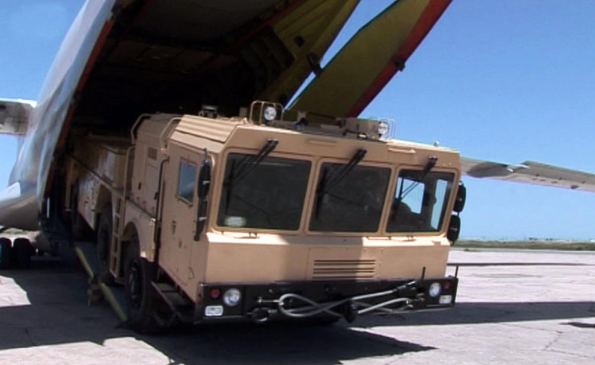 """Polonaise"" system adopted by Azerbaijani Army (PHOTO/VIDEO)"