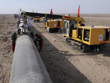 Benefits of Trans Caspian Pipeline project for Europe are obvious