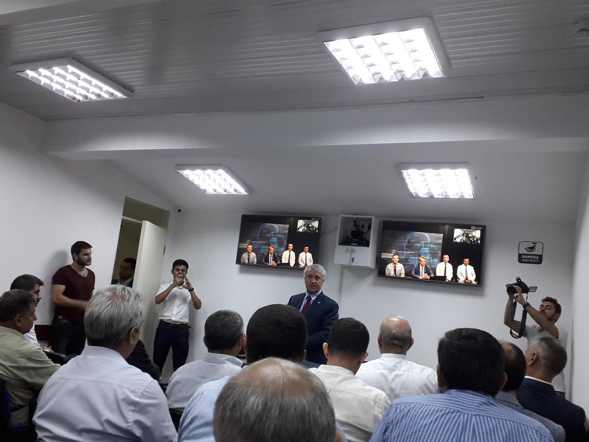 Anadolu Universiteti Azərbaycanda milli mətbuatın yaranmasının 143 illiyi ilə əlaqədar tədbir keçirib (FOTO)