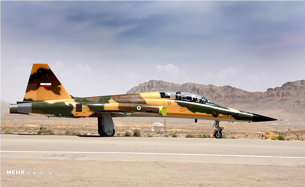Iran unveils new domestically made fighter jet (PHOTO)