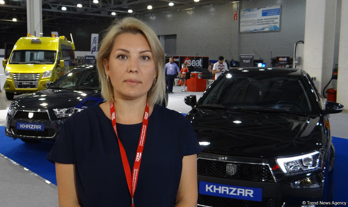 Azerbaijan to start to export cars in 2019 (PHOTO)