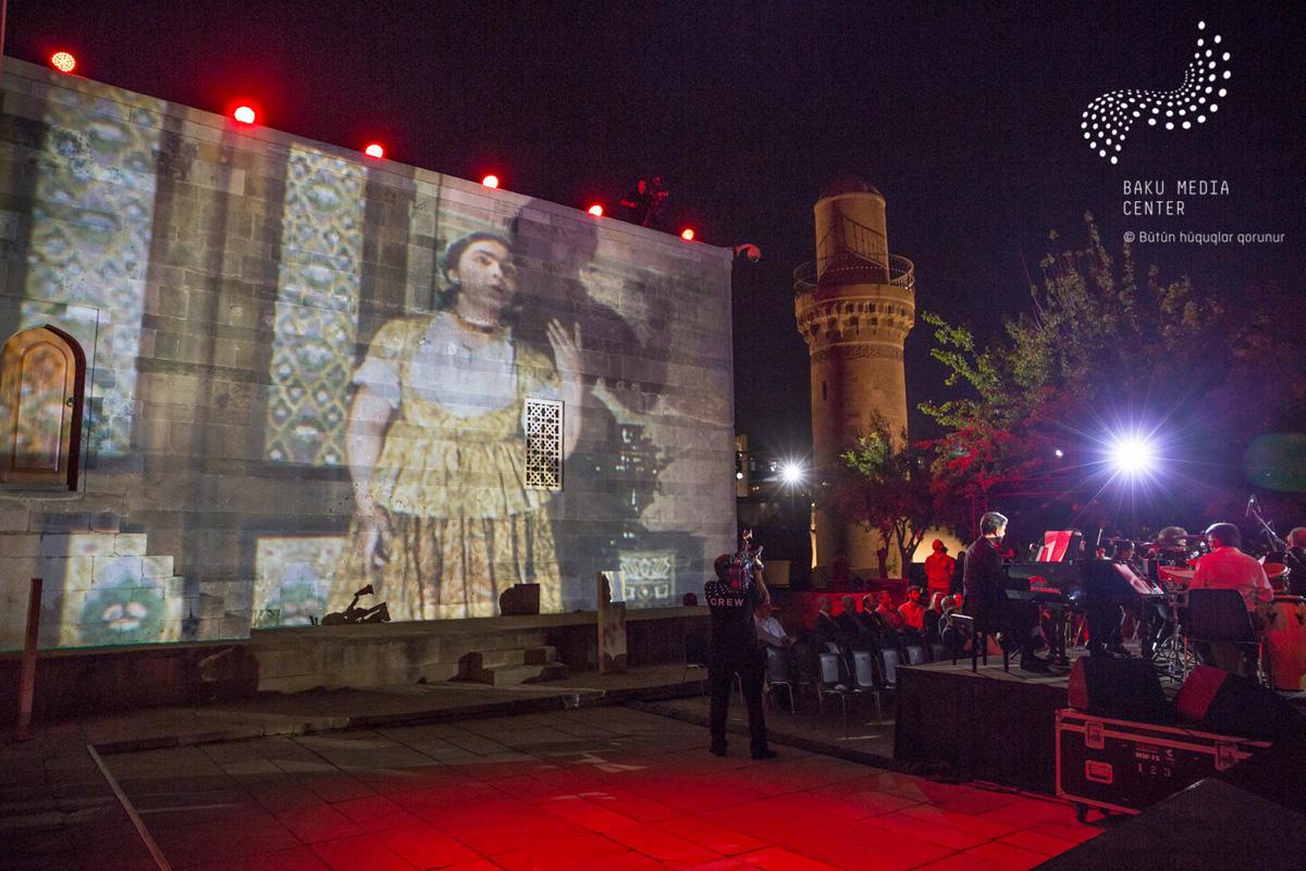 Состоялся музыкальный вечер посвященный 120-летию азербайджанского кино