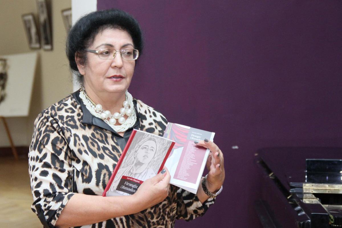 О Нигяр азербайджанской оперной сцены… (ФОТО)