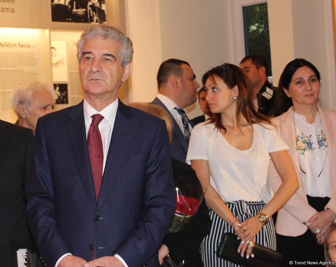 В Баку состоялось торжественное открытие Дома-музея Гара Гараева (ФОТО)
