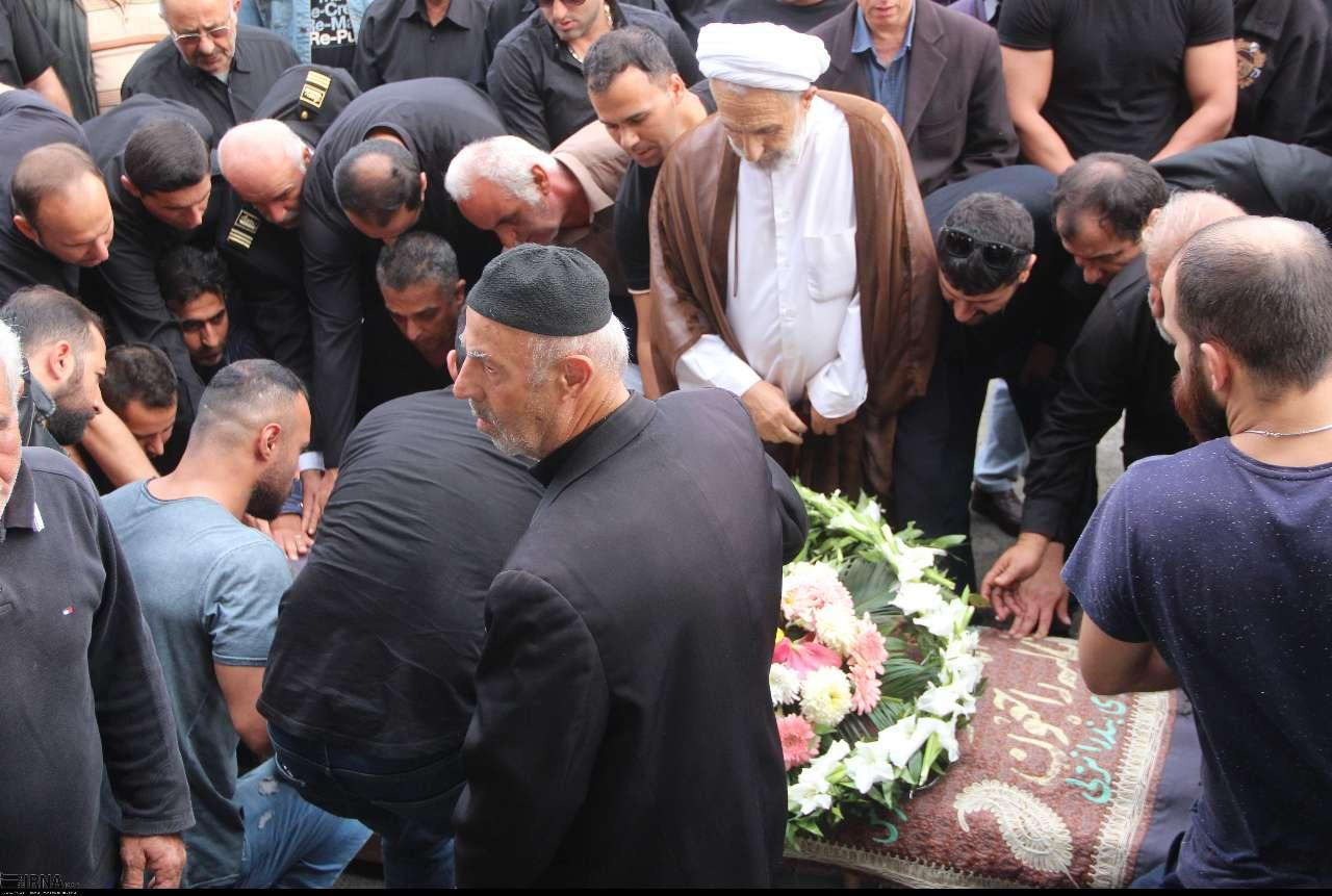 Three victims of poisoning on Nazmehr cargo ship buried in Iran (PHOTO)
