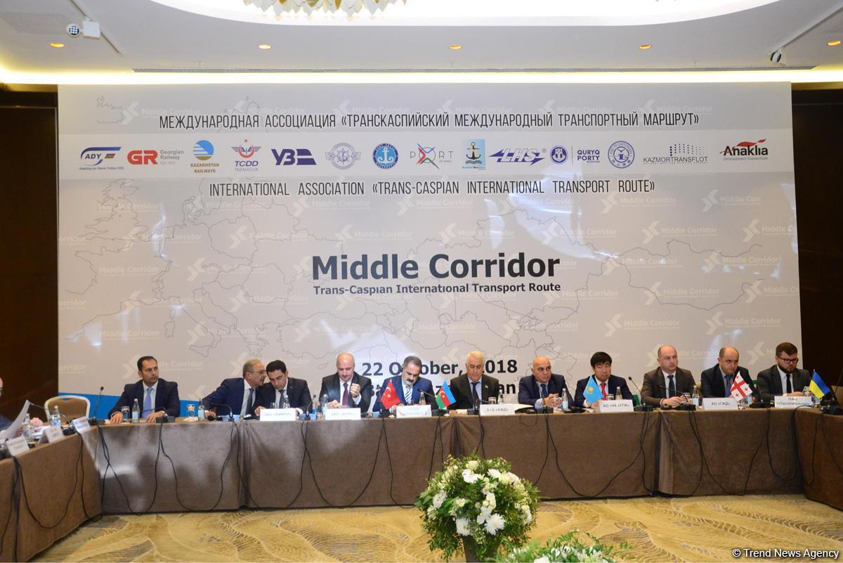 Number of Trans-Caspian Int'l Transport Route participants grows (PHOTO)
